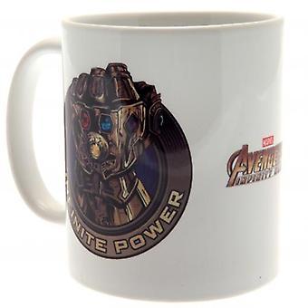 Avengers Mug Infinity War Power