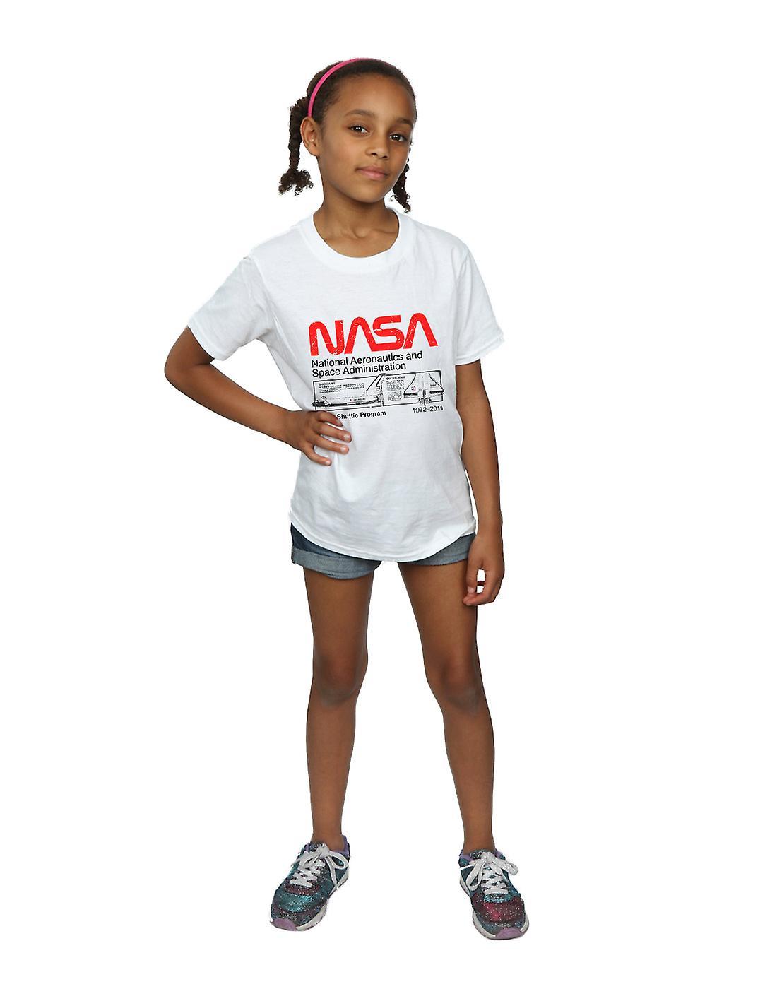 Filles de la NASA navette classique T-Shirt