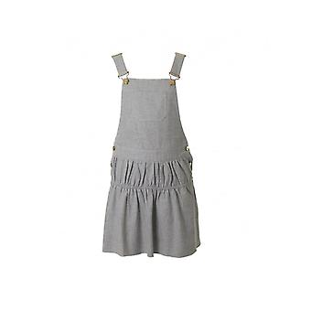 Chloe Childrenswear Ruched Front Pinafore Dress