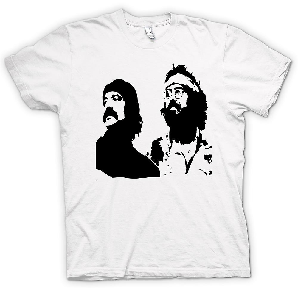 Womens T-shirt - Cheech And Chong