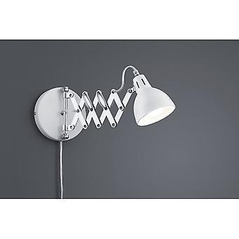 الثلاثي إضاءة مصباح الجدار معدن الكروم الحديثة مقص