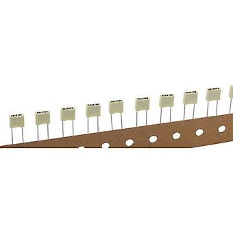Kemet R82EC2680DQ60K+ PET capacitor Radial lead 68 nF 100 V 10 % 5 mm (L x W x H) 7.2 x 2.5 mm x 6.5 mm 1 pc(s)