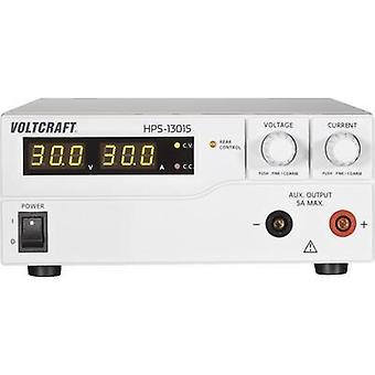 VOLTCRAFT HPS-13015 Bench PSU (adjustable voltage) 1 - 30 Vdc 0 - 15 A 450 W Remote No. of outputs 1 x