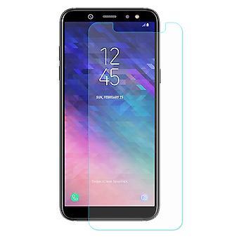 Samsung Galaxy A6 plus 2018 screen protector 9 H laminerat glas tank skyddsglas härdat glas