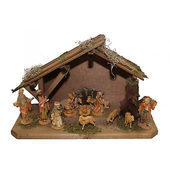 Wieg Nativity kerst geboorte stabiel RAPHAEL houten wieg