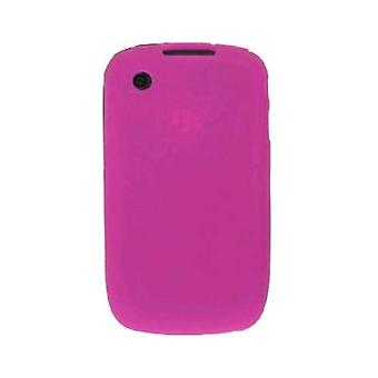5 Pack -Wireless Solutions Silicone Gel Case for BlackBerry 8520 RIM - Watermelo