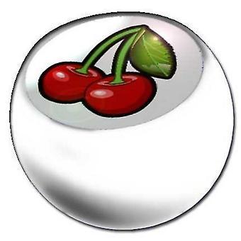 Piercing udskiftning bolden hvid, krop smykker, kirsebær | 1,6 x 5 og 6 mm