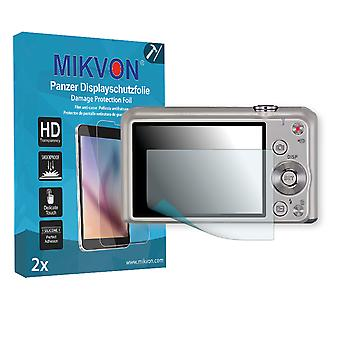 Casio Exilim EX-ZS30 Screen Protector - Mikvon Armor Screen Protector (Retail Package with accessories)