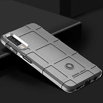 For Samsung Galaxy A9 A920F 2018 shield series outdoor grey bag case cover protection new
