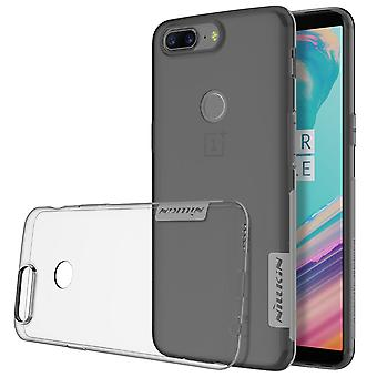 NILLKIN OnePlus 5T Nature Series 0.6 mm TPU-Grey