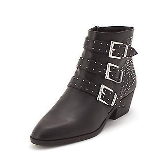 Indigo Rd. Womens Bonitan 2 Almond Toe Ankle Fashion Boots