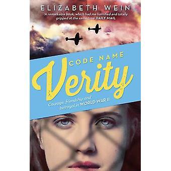 Code Name Verity by Elizabeth Wein - 9781405278423 Book