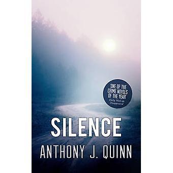 Silencio de Anthony J. Quinn - libro 9781784971236