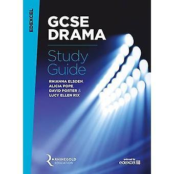 Edexcel GCSE Drama Study Guide by Rhianna Elsden - 9781785581731 Book
