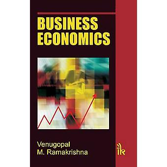 Business Economics by K. Venugopal - M. Ramakrishna - 9789382332381 B