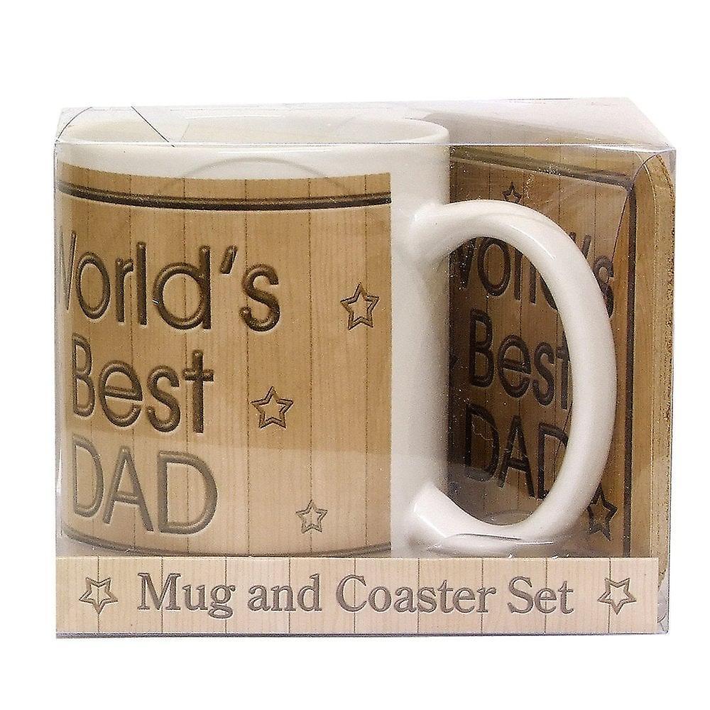 Dad Davies Joe 61002 Set Mug Best D WEH92YeDI
