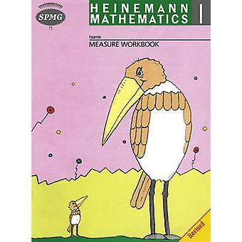 Heinemann-Mathematik 1 Messbecher Arbeitsmappe 8 Pack von schottischen primäre Mathe G