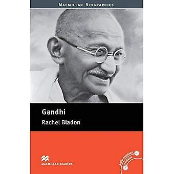 MacMillan lecteurs Gandhi niveau pré-intermédiaire