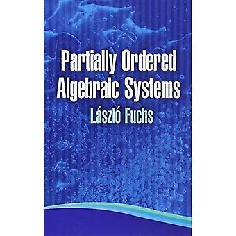 Teilweise bestellte algebraische Systeme (Dover Books on Mathematics)