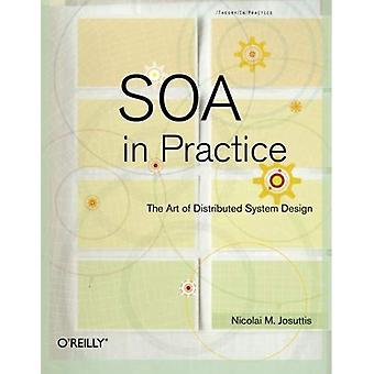 SOA en pratique: l'Art de la conception de système distribué (en pratique)