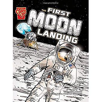 Den første månelandingen (grafisk historie)