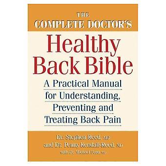 Bible de dos sain du docteur complet