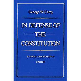 Pour la défense de la Constitution