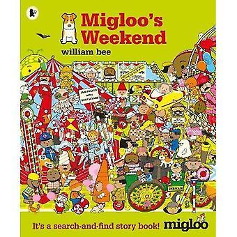 Migloos helg (Sök & hitta Story Book)