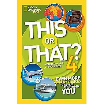 Questo o quel 4: anche più stravaganti scelte per rivelare il nascosto si (National Geographic Kids)