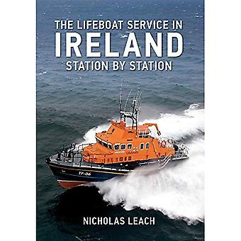 The Lifeboat Service in Ireland: Station by Station