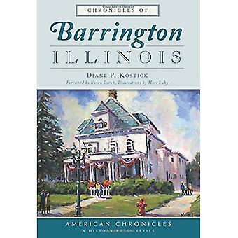 Chronicles of Barrington, Illinois (American Chronicles)