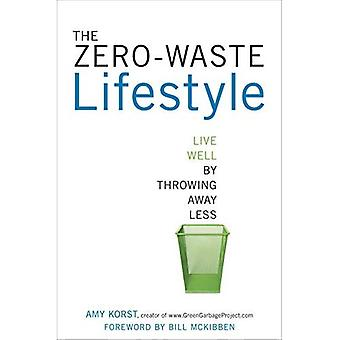 Le mode de vie sans gaspillage: Vivre bien de jeter moins