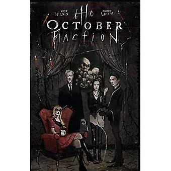 October Faction Volume 1 (October Faction Tp)