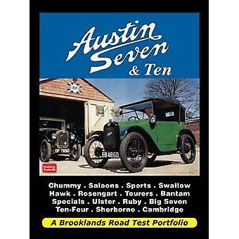 Austin Seven and Ten Road Test Portfolio