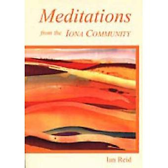 Meditations from the Iona Community