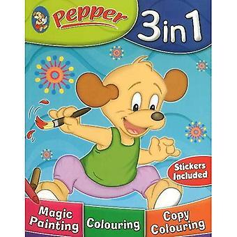 Pepper 3 in 1