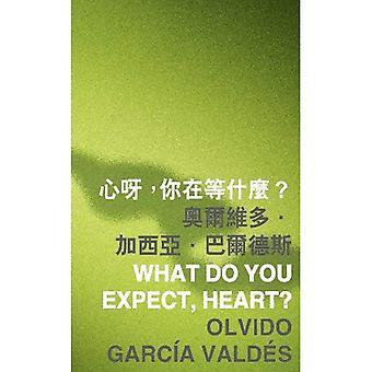 What Do You Expect, Heart? (International Poetry Nights in Hong Kong)