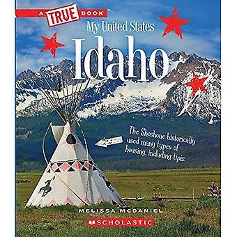 Idaho (vrai livre mes États-Unis)