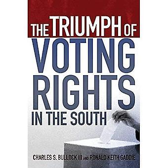 Triumfen av rösträtt i söder