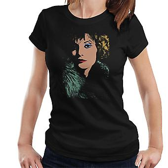 TV Times Singer And Model Sandy Shaw Women's T-Shirt