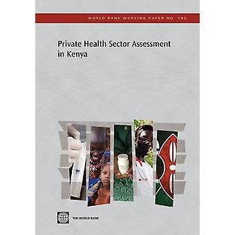 Private Health Sector Assessment in Kenya by Barnes & Jeff