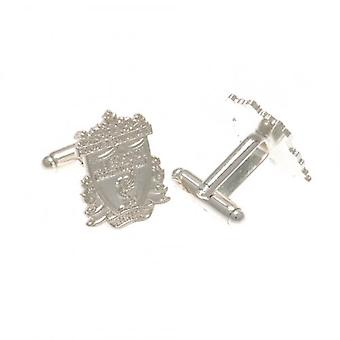 Liverpool Silver Plated Cufflinks CR