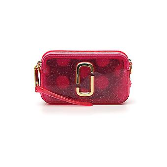 Marc Jacobs Red Plastic Shoulder Bag