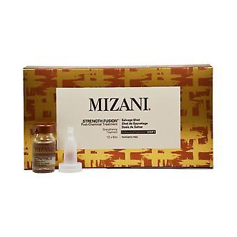 Mizani Strength Fusion Salvage Shot (pack of 10 vials)