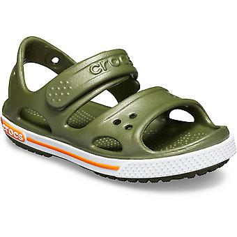Crocs Boys Crocband ll Lightweight Easy Wear Summer Sandals