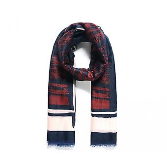 Intrigue Womens/Ladies Block Abstract Print Scarf