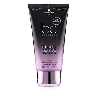 Schwarzkopf BC Bonacure Fibre Force Fortifying Sealer (For Over-Processed Hair) 150ml/5.07oz