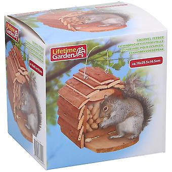 Squirrel feedhouse16x16x13 Nice Garden Decoration