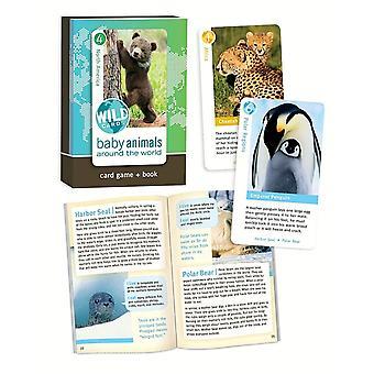 Bird Cage Press Wild Cards, Baby Animals