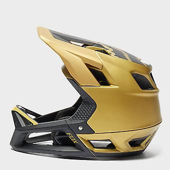 New Fox Proframe Matte Bike Cycling Helmet Orange
